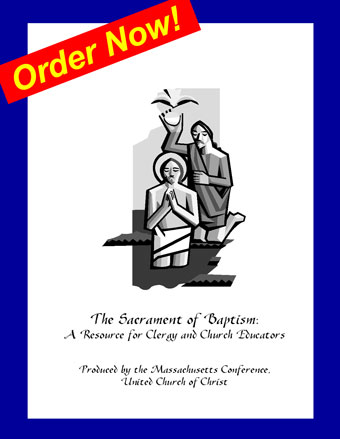 Baptism Resource Cover